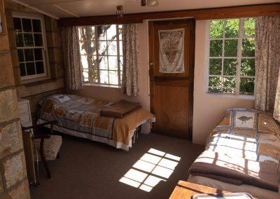Berg_cottage_Clarens_bedroom_3