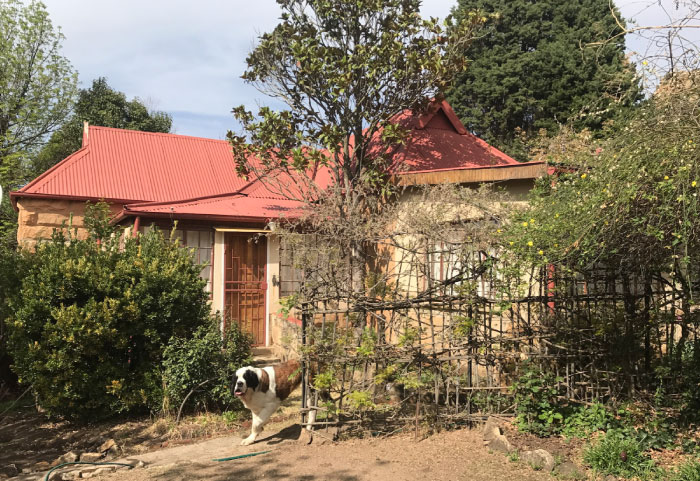 self catering accommodation Clarens